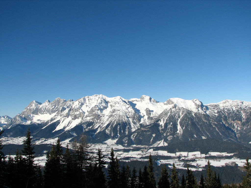 Skiën in Schladming